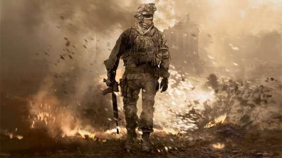 Call of Duty: Modern Warfare 2.