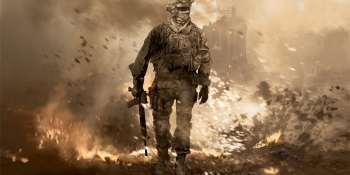 Call of Duty: Modern Warfare 2.