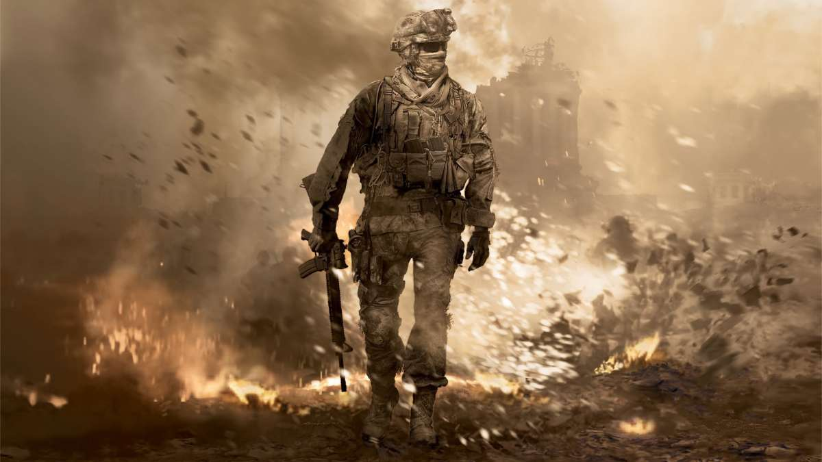 Call of Duty: Modern Warfare 2 remaster launches on PS4 - venture beat