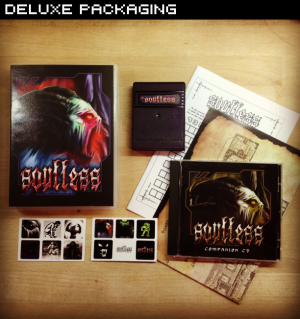 Soulless deluxe edition C64