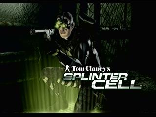 Tom Clancy's Splinter Cell, 2002