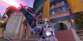 Star Wars: The Old Republic's lead designer: Players want to do more in less time