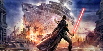 If cheap games is all you love, then the 'Star Wars' Humble Bundle is what you'll receive