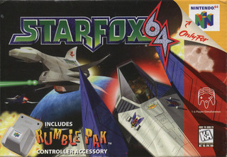 Starfox Strikes Back
