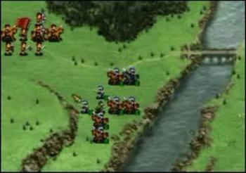 Army battle