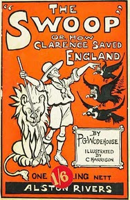 Clarence Chugwater: Defender of England! Slayer of Zombies?