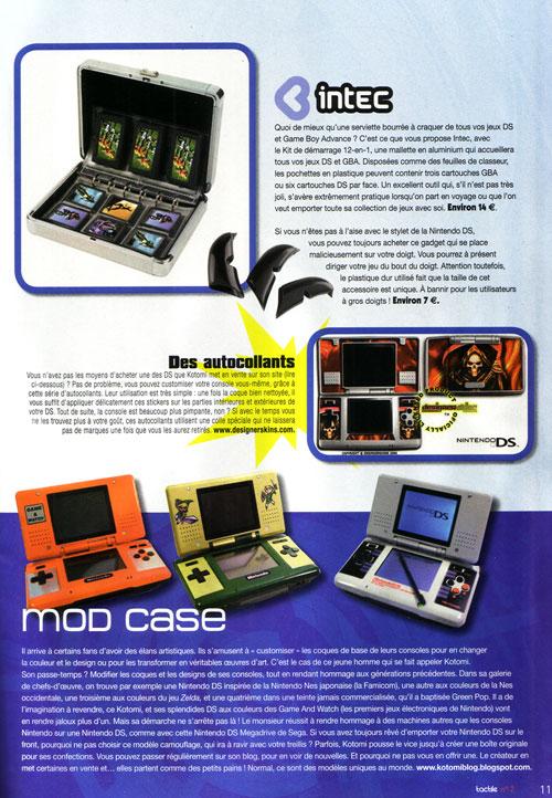 DS casemods