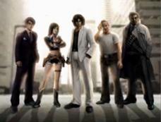 Tokyo Beat Down Cast