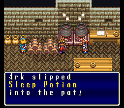 The Most Mysterious Game You'll Ever Play (A Terranigma