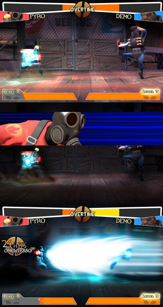 What If Team Fortress 2 Was A  Insert Game Genre Here