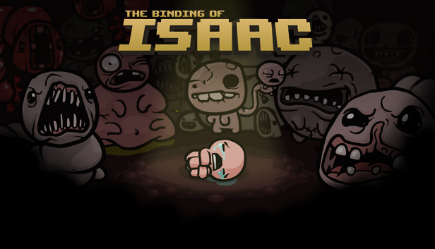 The Binding of Isaac: Rebirth is a spin on the Biblical story of Isaac.
