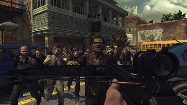 Resultado de imagen para The Walking Dead Survival Instinct