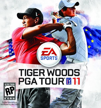 EA has gotten rid of Tiger Woods on its PGA Tour games.