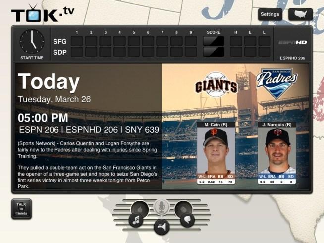 tok.tv baseball app