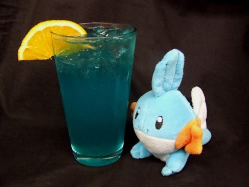 Mudkip cocktail