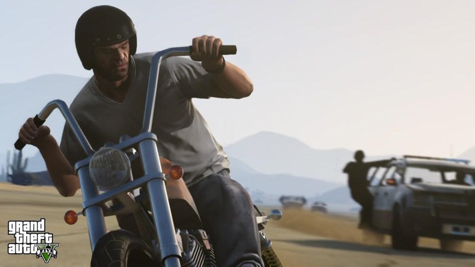GTA V Rockstar Games