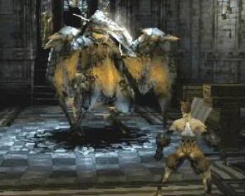 Battling a dragon