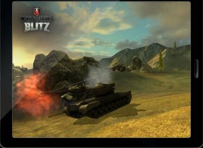 world of tanks mobile