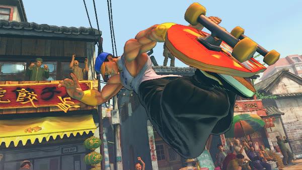 Super Street Fighter 4: Arcade Edition Yun
