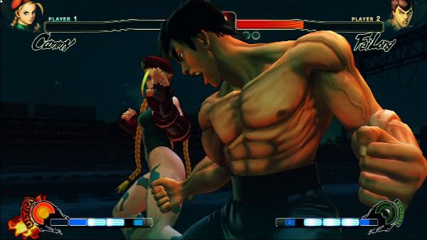 Super Street Fighter 4: Arcade Edition Fei Long