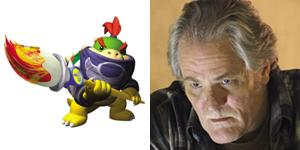Bowser Jr and Tom Friendly