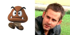 Goomba and Charlie Pace