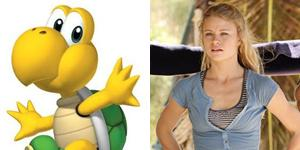 Koopa and Claire