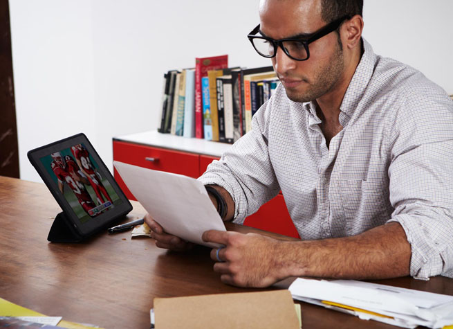 aereo tablet streaming