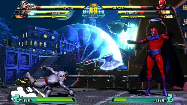 Marvel vs. Capcom 3 tier lists