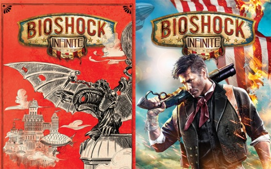 BioShock Infinite Irrational Games Ken Levine