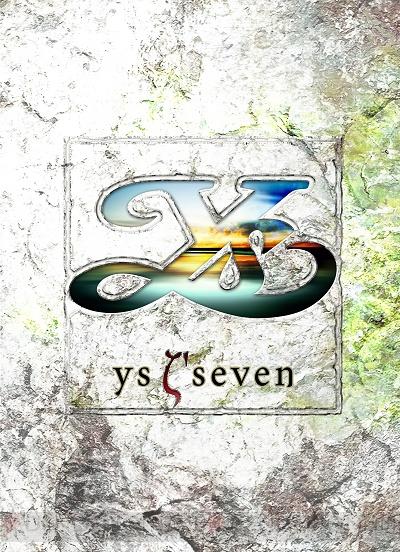 Ys Seven Title