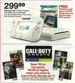 Call of Duty Ghosts - Target