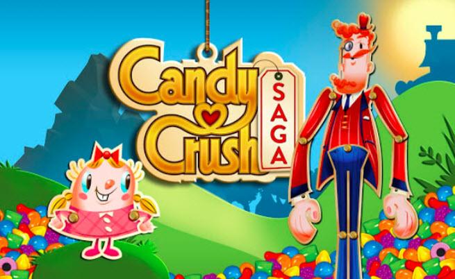 candy crush saga march