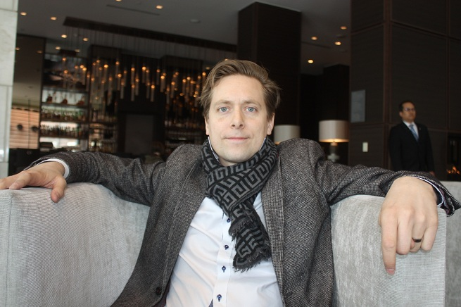 Unity CEO David Helgason