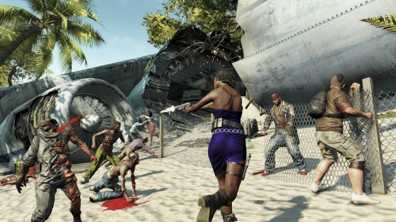 Dead Island: Riptide airplane