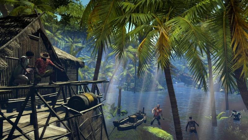 Dead Island: Riptide 1