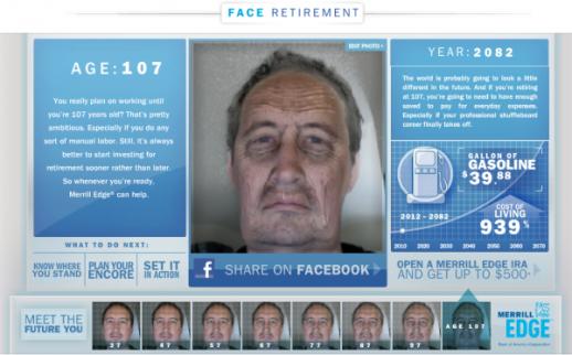 Facial recognition -- finance