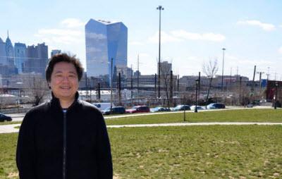 Frank Lee in 2013