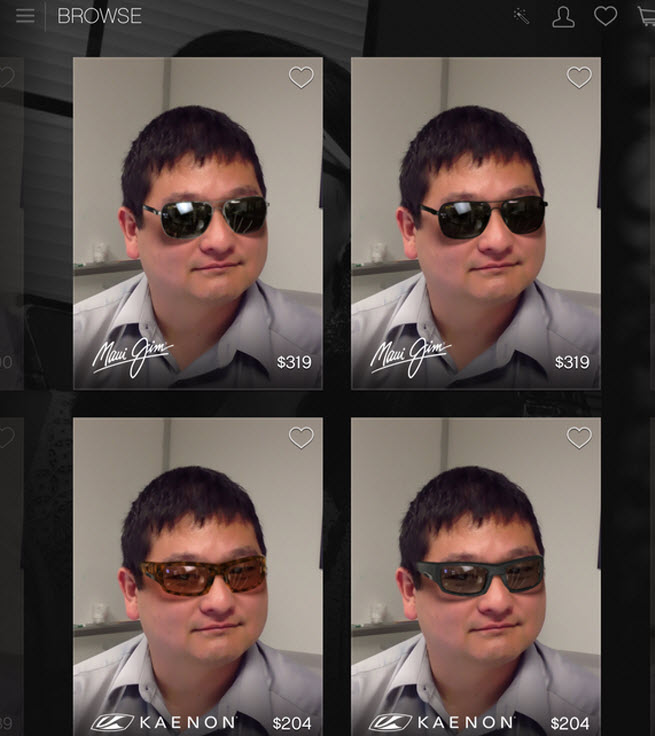 Dean Takahashi didn't try on these glasses