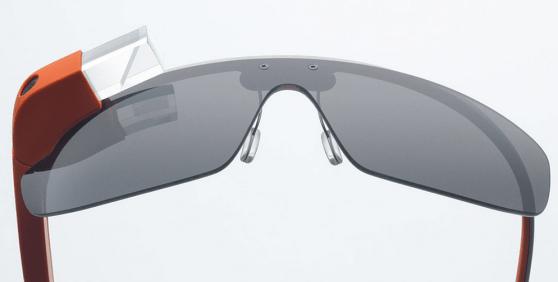 Stock photo of Google Glass
