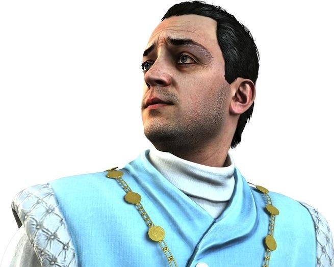 Grand Theft Auto V: Epsilon member