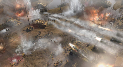 Theater of War close range