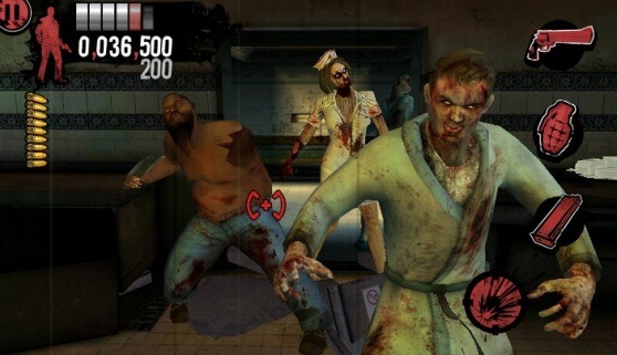 The House of the Dead: Overkill -- The Lost Reels