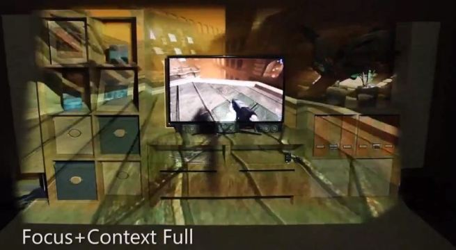 Next Gen Xbox May Turn Your Room Into The Game Using