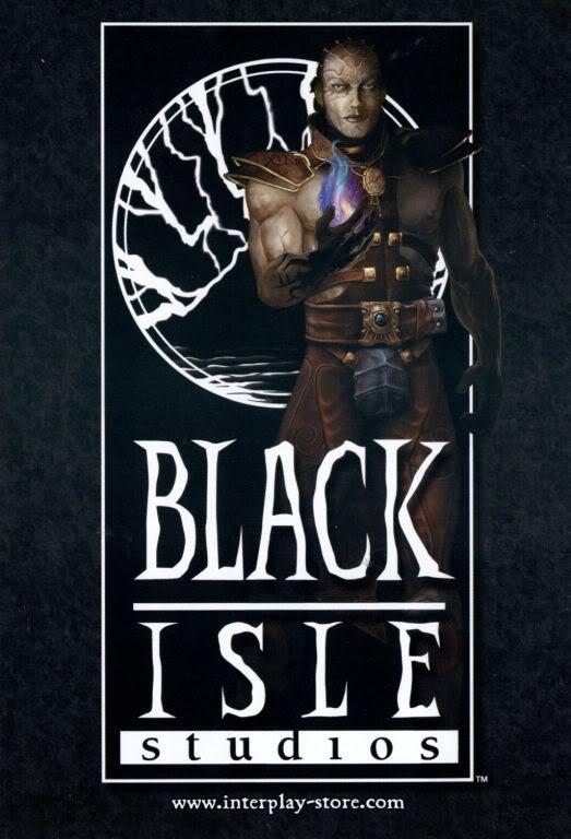 Black Isle catalog cover