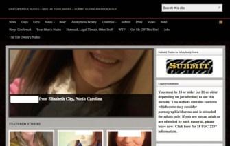 Screenshot of the IsAnybodyDown website