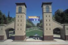 San Jose State University's campus