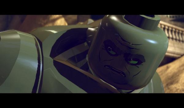 Lego Marvel Super Heroes: Abomination