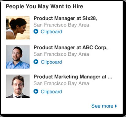 LinkedIn Recruiter Hiring