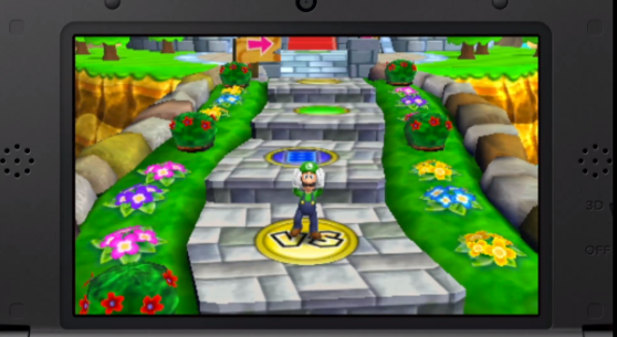Mario Party 3DS